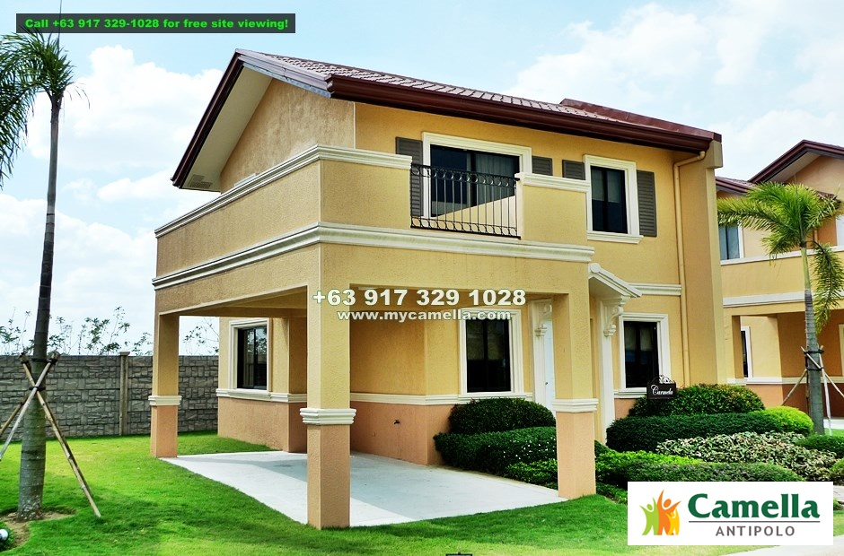 Carmela House for Sale in Antipolo