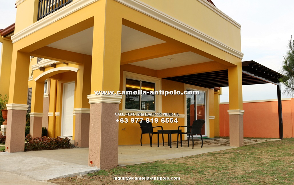 Camella Sierra Metro East - House and Lot for Sale in Antipolo, Philippines