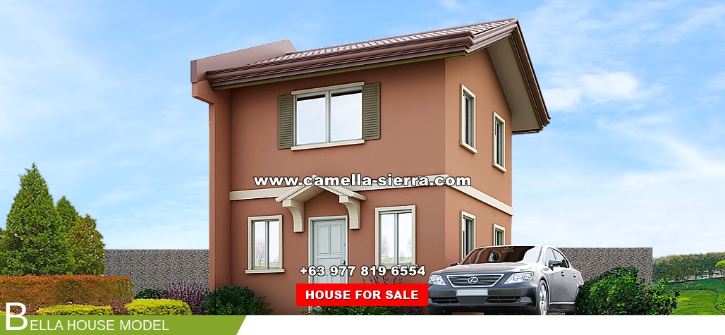 Bella House for Sale in Antipolo