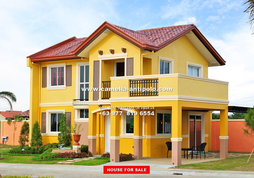 Fatima House for Sale in Antipolo