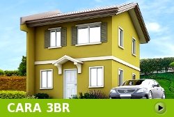 Cara House and Lot for Sale in Antipolo Philippines