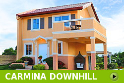 Carmina Downhill House and Lot for Sale in Antipolo Philippines