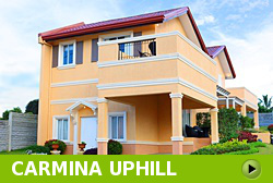 Carmina Uphill House and Lot for Sale in Antipolo Philippines