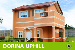 Dorina Uphill House and Lot for Sale in Antipolo Philippines
